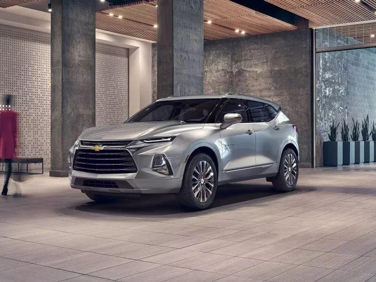 """雪佛兰推出全新车型""""沃兰多"""",通用未来将提"""