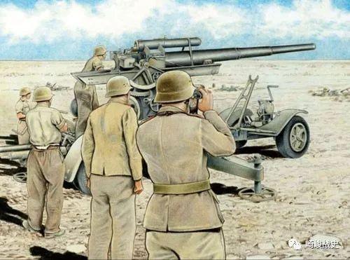 北非战场电影图片