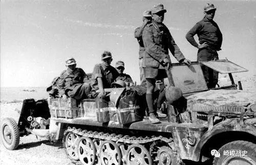 北非战场时间图片