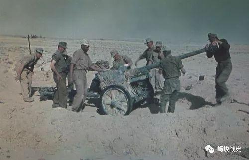 北非战场意义图片