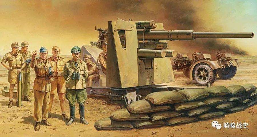 北非战场战役图片