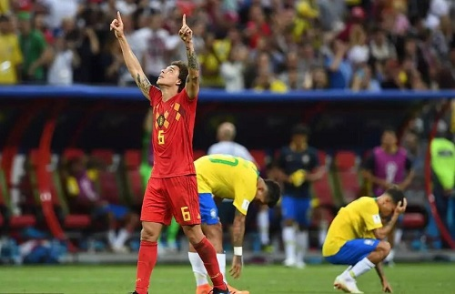 """比利时晋级4强!苏宁联合长虹、美菱为""""欧洲红魔""""军团打CALL!"""