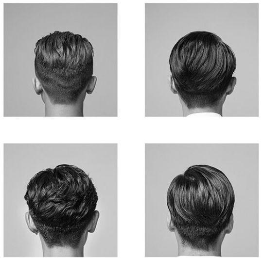 [男生发型]简单又帅气的几款发型推荐给你