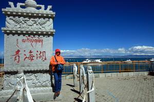 旅游 蓝色诱惑:这里是西王母与周穆王《瑶池对歌》的地方