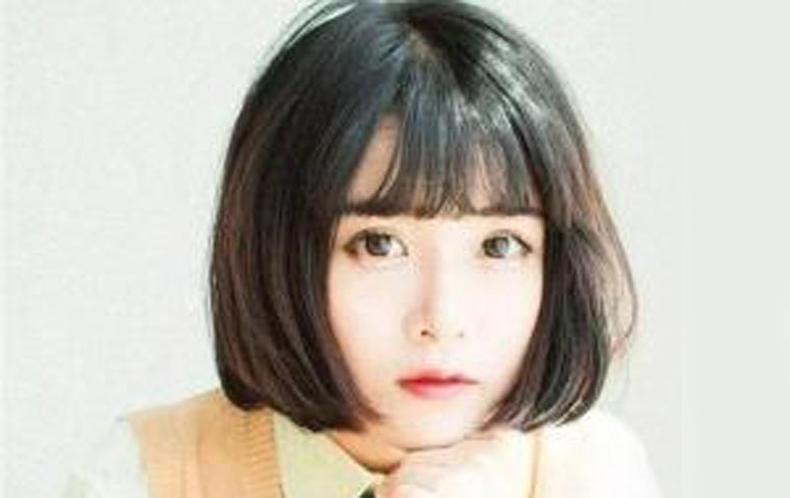 圆脸妹子注意,显脸小的发型是这几种!图片