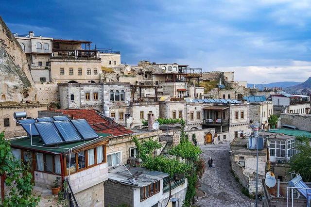 浪漫土耳其,奇幻格雷梅,我仿佛来到了外星球