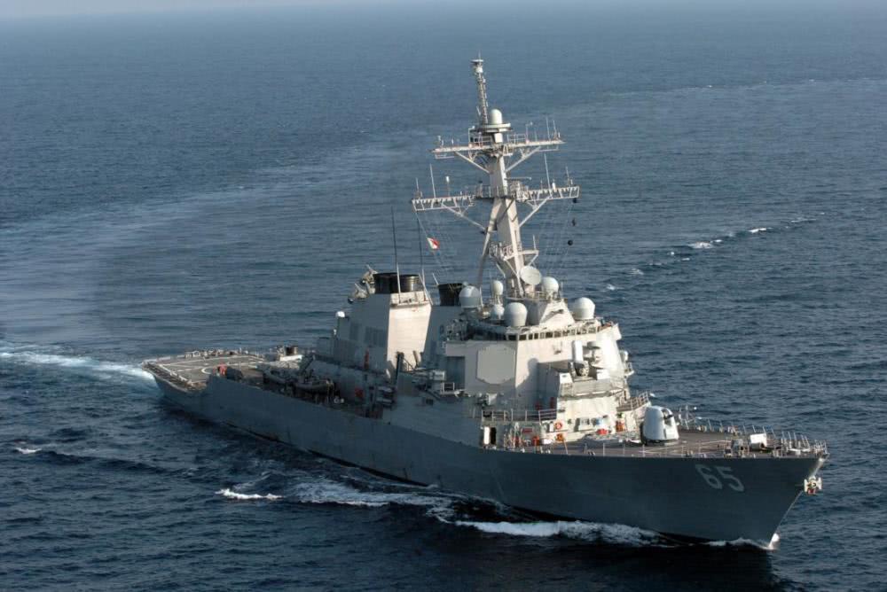 """最窄处130公里:这条""""恐怖海峡""""外国军舰能走吗?"""
