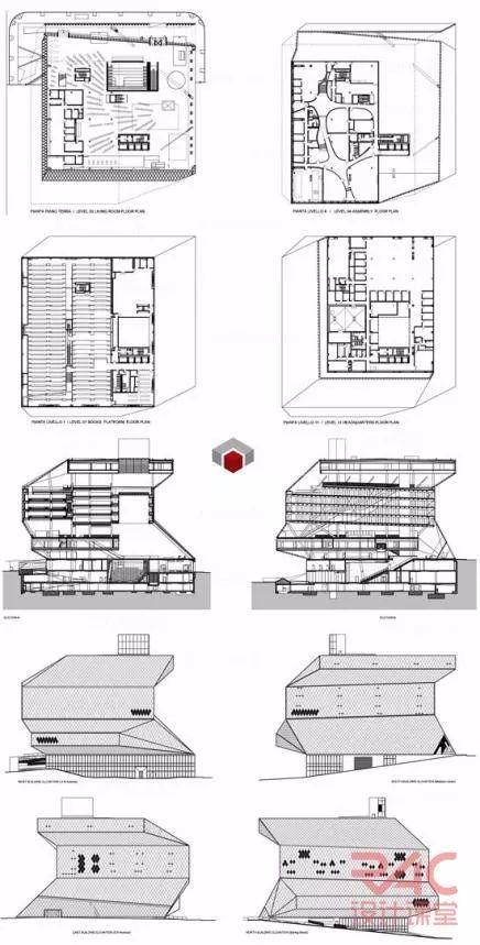 2018Studio23预告建筑|开营/城设方向-(n)FOL乐高60108图纸飞机图片
