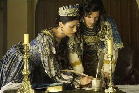 欧洲隐修圣魔的四段婚姻 第二段姑侄恋 第四段叔侄恋