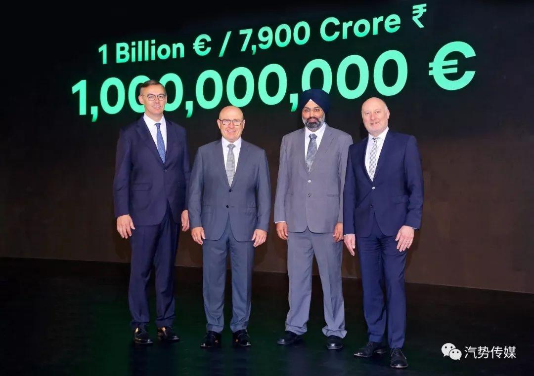 汽势国际斯柯达印度开疆拓土大众10亿欧元保驾护航_凤凰彩票能抓