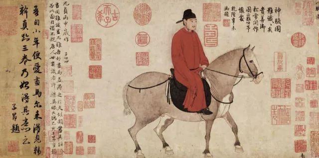 """人物史话 赵孟頫的""""崇古""""主张为元代人物画所提示的境界"""