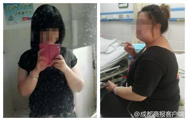"""从18岁到25岁 女子花20余万买减肥药 却从100斤""""减""""到200斤"""