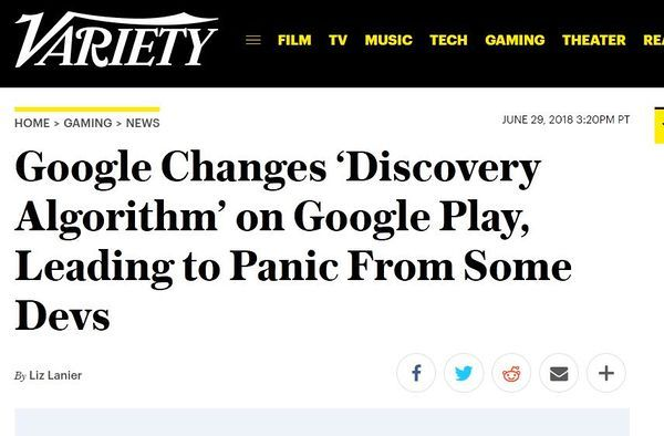 谷歌play一路收紧政策小型开发团队被逼上绝路