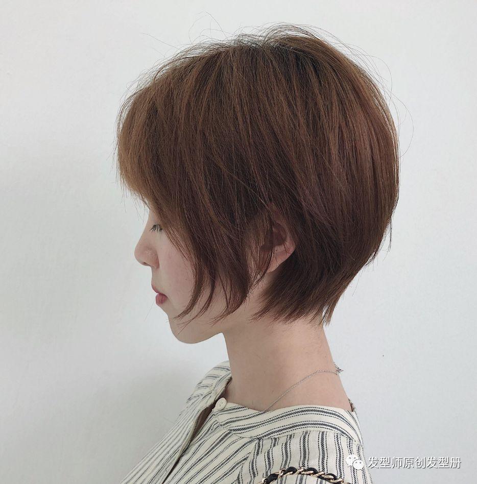 """2018流行""""短发女神范""""_凤凰时尚"""
