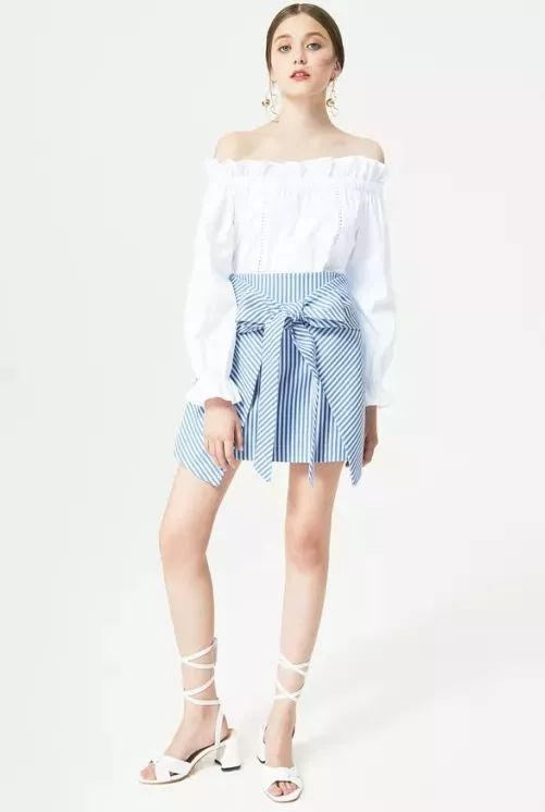 时尚丨显瘦又好搭的短裙 值得你宠爱一夏!