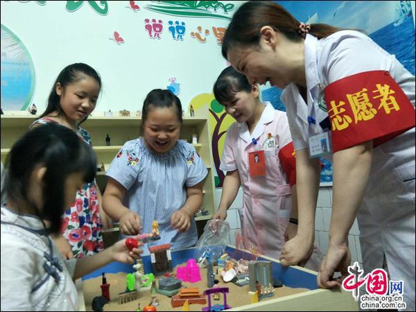 湖南邵阳:关注并精心呵护未成年人心理健康