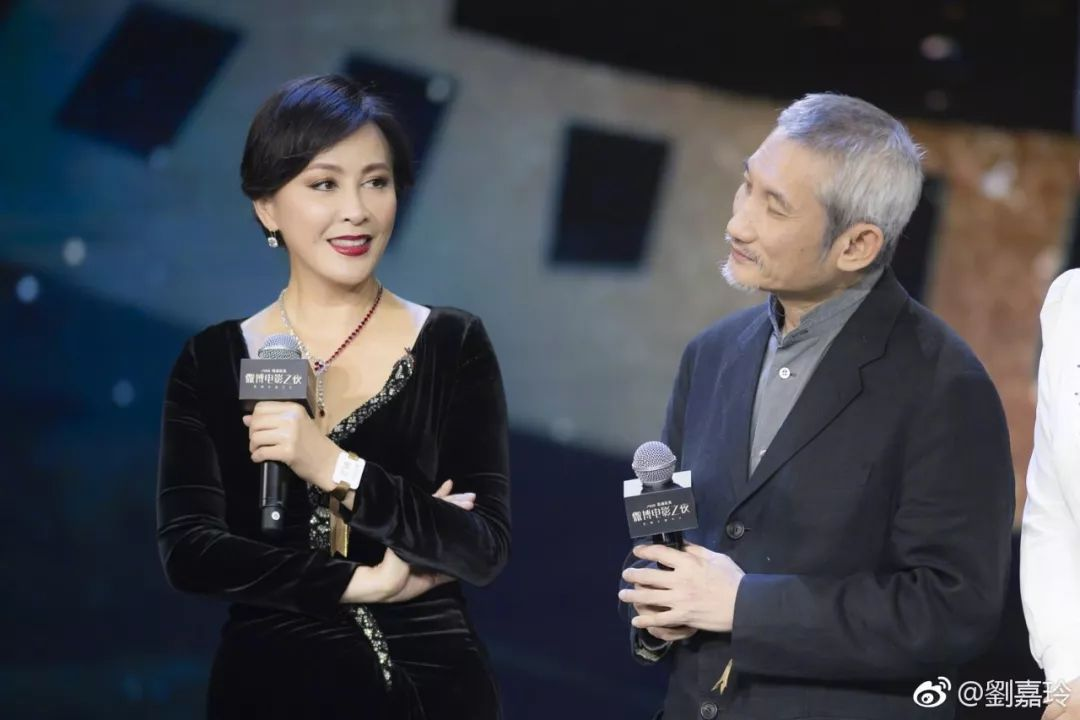是时候重新认识演员刘嘉玲了