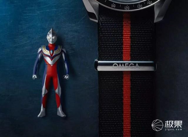 欧米茄发布怀旧风奥特曼限量腕表