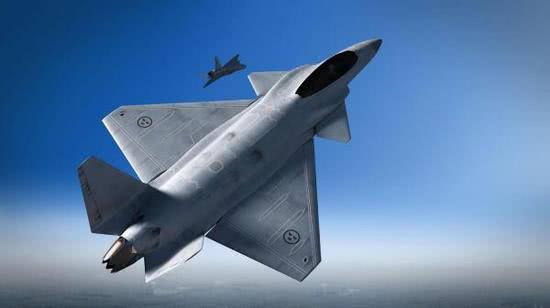"""""""地主家没余粮"""":欧洲买不起F-35只能抱团联合研制五代机"""