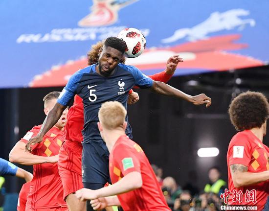 杨晨:法国赢球有运气成分 定位球成打破僵局利器