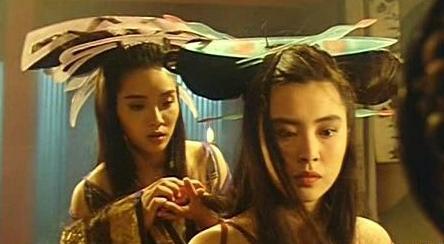 被TVB解约第一人,搭王祖贤演倩女幽魂,大红时嫁老外隐退