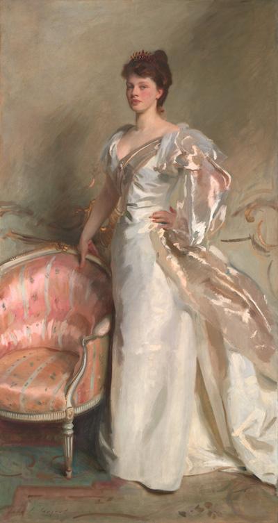 萨金特与镀金时代:从芝加哥这一视角看他的艺 ,楚美凤