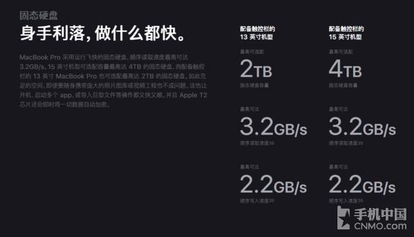 MacBook Pro迎来升级 八代CPU外观不变