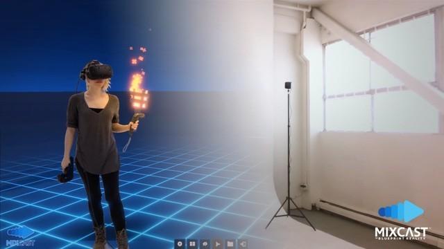 免费录制VR内容 MixCast直播应用上市