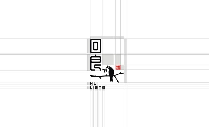 喜欢以草图为设计元素的标志设计?设计喜鹊柜子图片