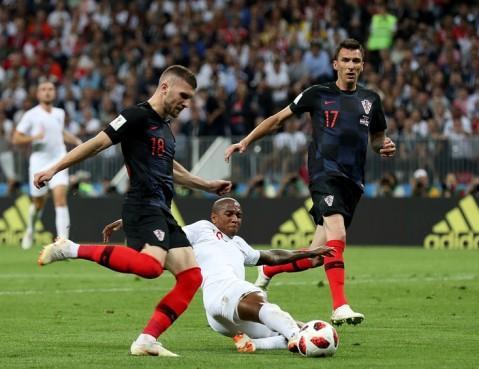 历史性闯进世界杯决赛,韧劲就是克罗地亚队的最强武器