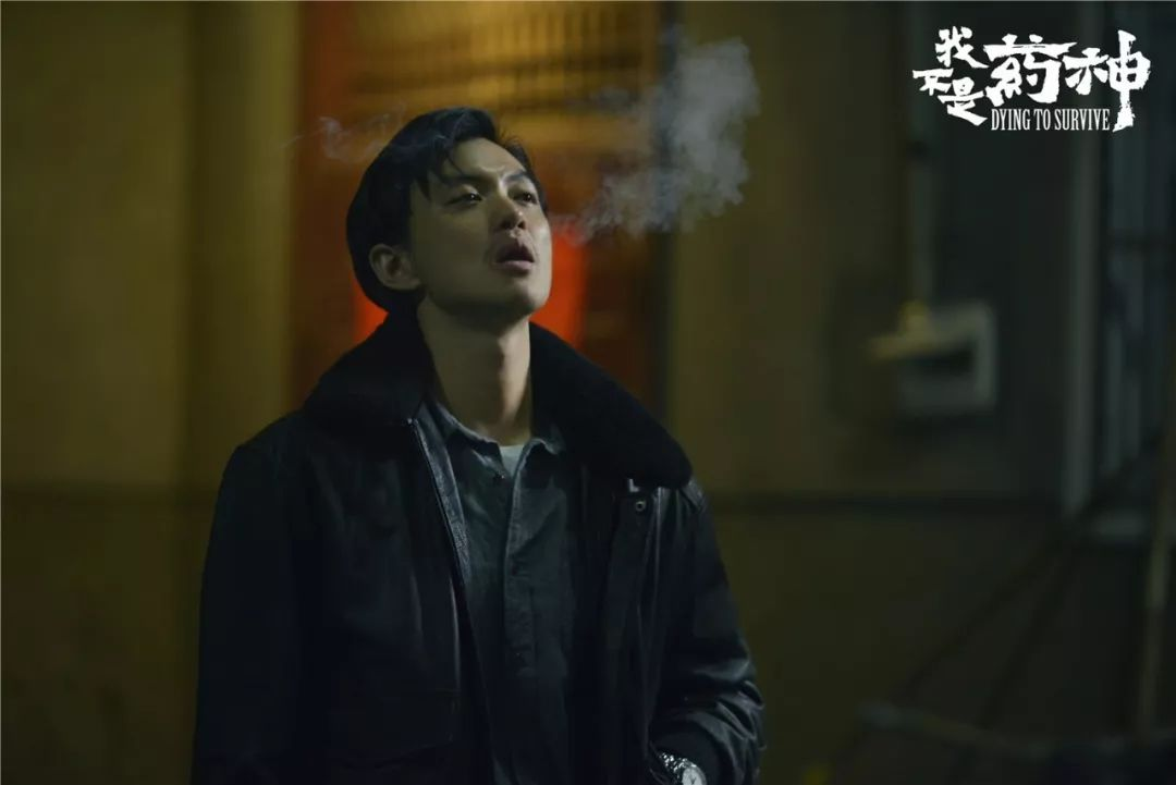 药神,今年院线华语片最高分。| 影向标