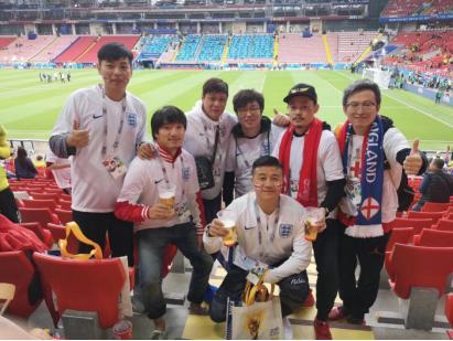 恭喜《天使纪元》玩家喜提范志毅世界杯之旅