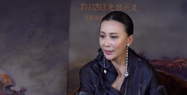 专访|刘嘉玲:以前会感动一朵花盛开,现在会感动一朵花凋谢