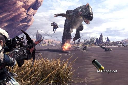 是兄弟就一起砍怪,《怪物猎人》 2019 年将推出 3D 特别动画《怪物猎人公会传奇》