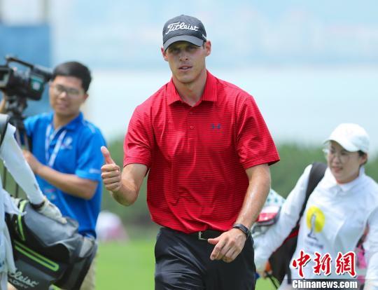 美巡赛是世界顶级高尔夫职业赛事和球员组织。 刘壮 摄