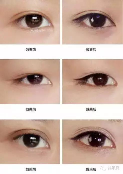 """那就试试""""韩式半永久美瞳线"""",每天不用画眼线也自带妆感,还超防水哟"""