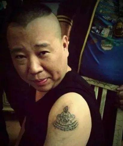 """赵丽颖的纹身让人心疼,陆毅的纹身很有意义,胡歌的纹身最""""孝"""""""