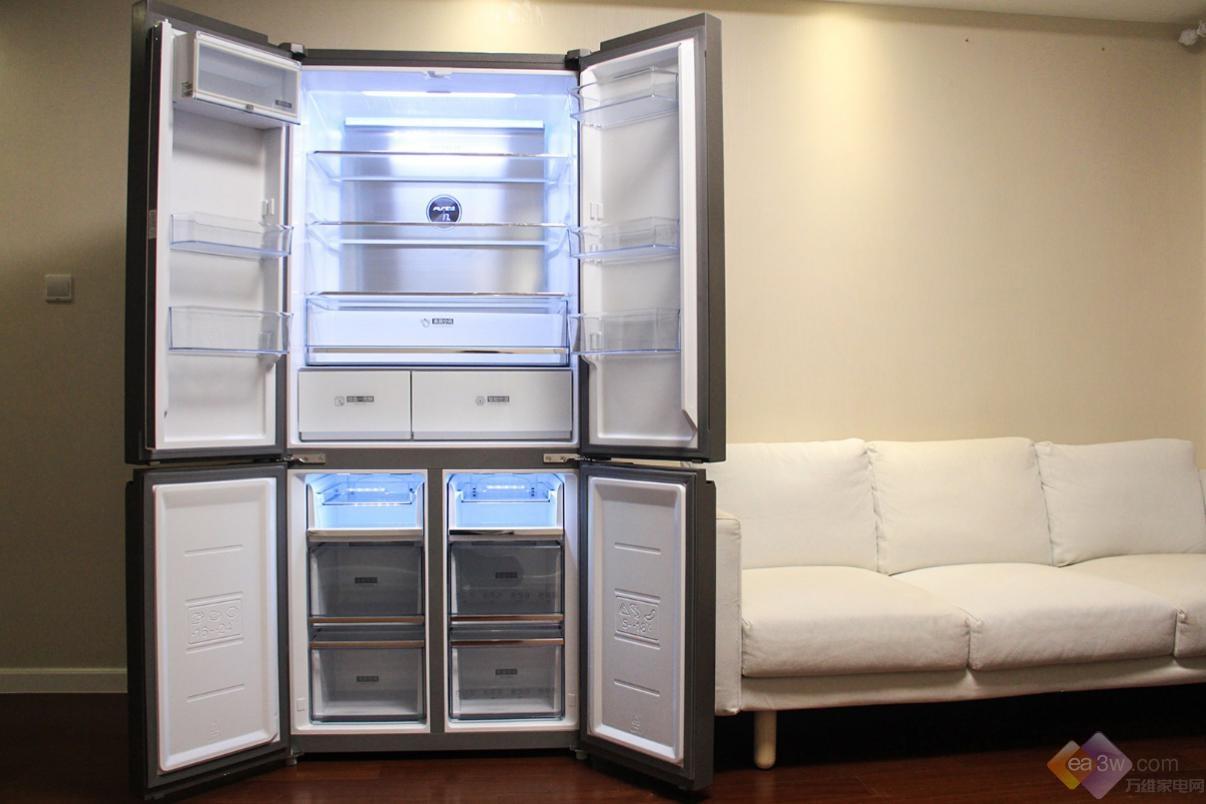 历经168小时深测,美的微晶冰箱535实力引领行业保鲜升级