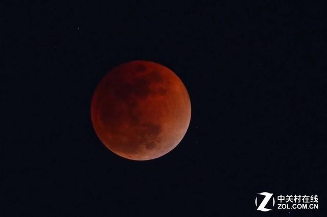 月食叕来了 此次持续时间为本世纪之最