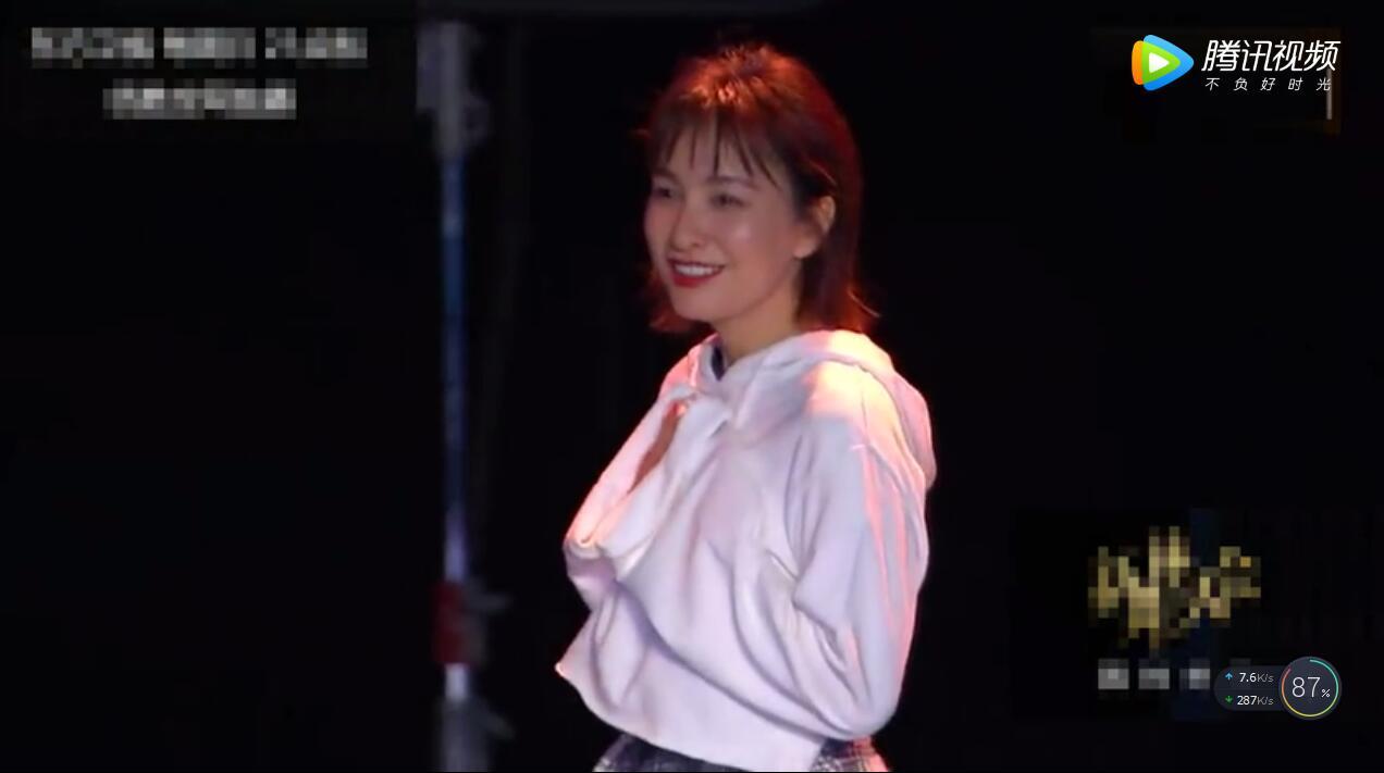 吴昕居然这么有才,这舞也跳的也太好了吧!图片