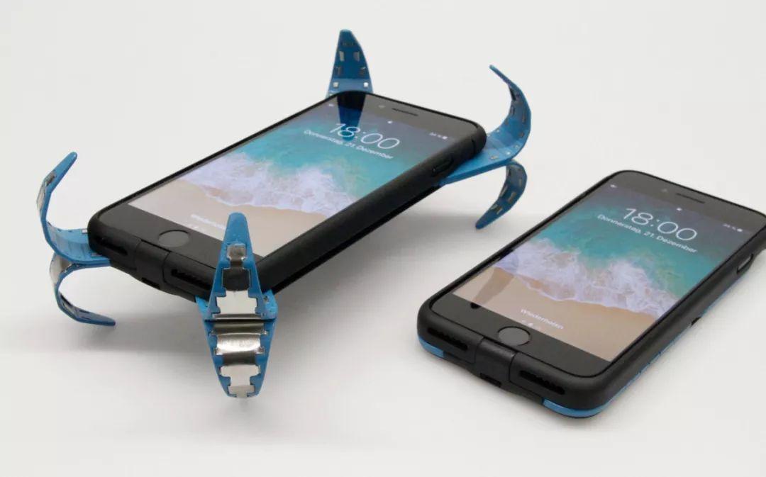 """手机经常换屏真烦人?那是你没碰到这款""""安全气囊"""""""