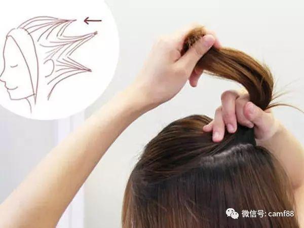 短发怎么扎简单好看,瞬间完美蜕变!图片