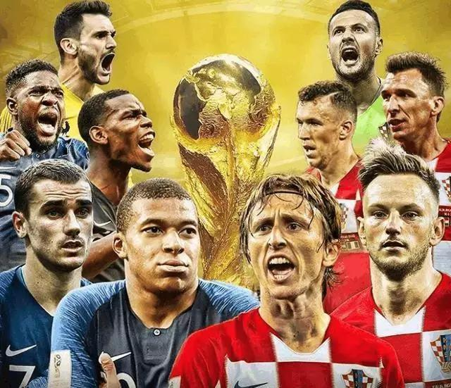 世界杯赛程:季军争夺战,比利时VS英格兰