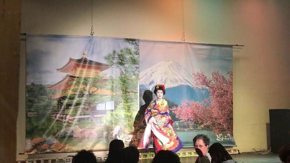 日本艺伎舞很神秘