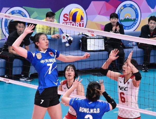 2连败!中国女排联赛冠军亚洲赛场遭重创 有一人闪光
