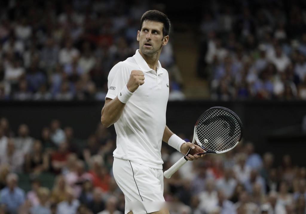 王者归来!德约五盘大战力克纳达尔 重返温网决赛!