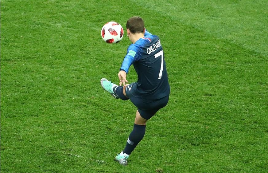 巨大争议!法国队通过任意球破门,格九福在线代理网里兹曼却涉嫌假摔