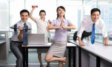实木推拉门柜子这四个动作在办公室用把椅子就能练让你不再透支健