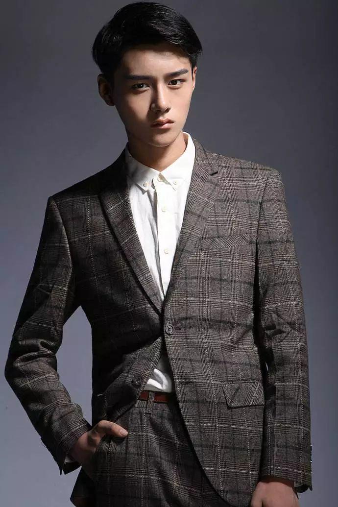 这有一份中国新生代最帅男模图鉴,pick吗?图片