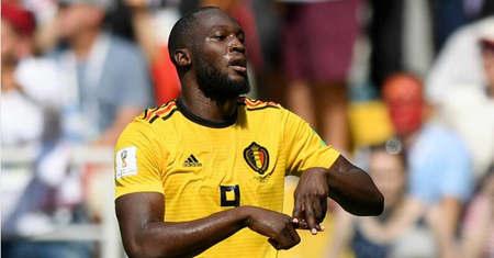 马丁内斯:卢卡库是比利时的完美前锋